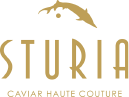 ストゥーリアキャビア ロゴ