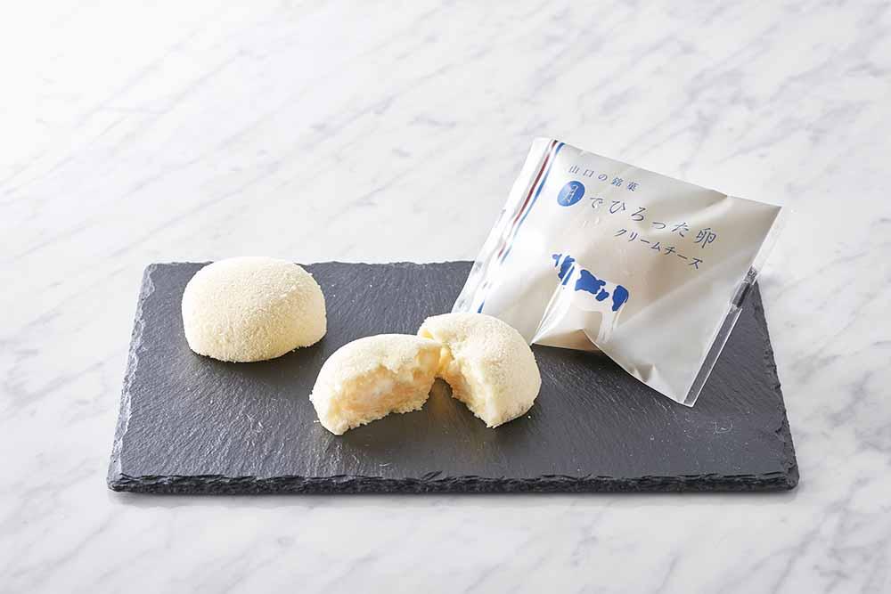 月でひろった卵 クリームチーズ